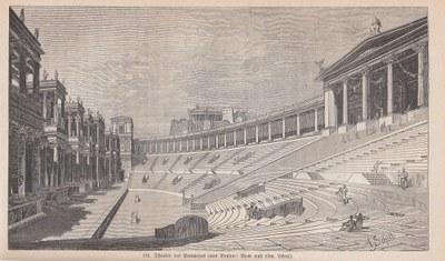 Das Theater des Pompeius