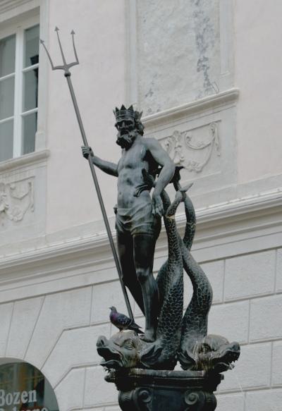 Neptunbrunnen Bozen
