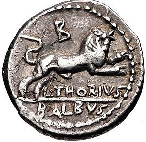 Münze: Iuno, Rückseite
