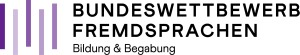 Logo des Bundeswettbewerb Fremdsprachen