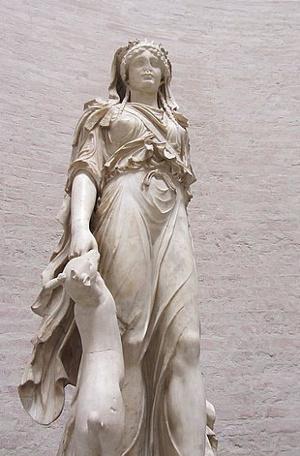 Diana, griechisch Artemis