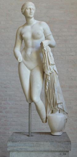 Statue der Venus