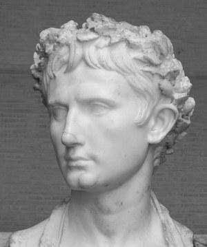 Augustus mit dem Eichenkranz, Glyptothek München