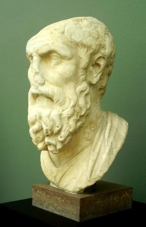 Der griechische Philosoph Epikur