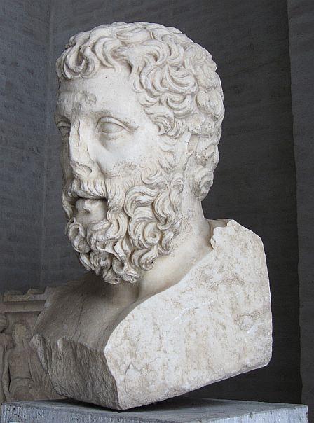 Der epikureische Philosoph Metrodor