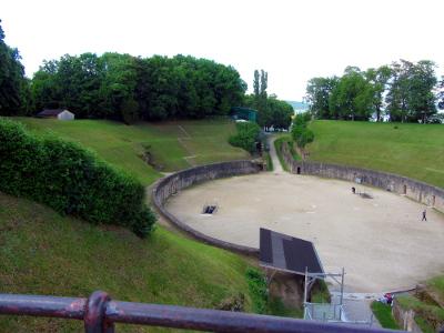 Amphitheater, Trier