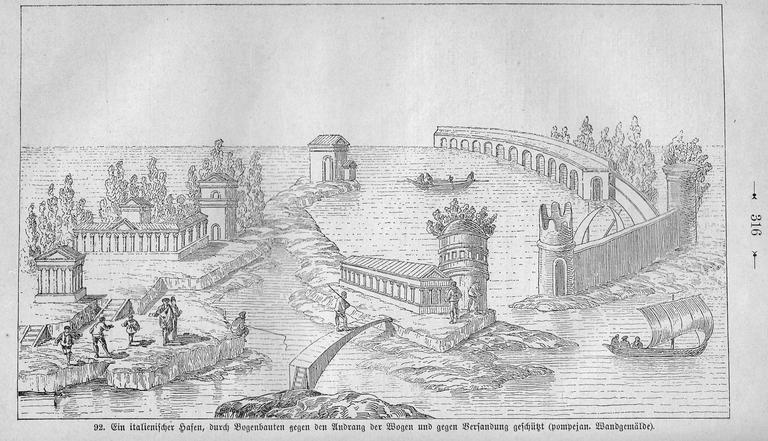 Römischer Hafen