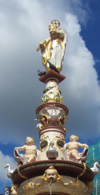 Petrusfigur