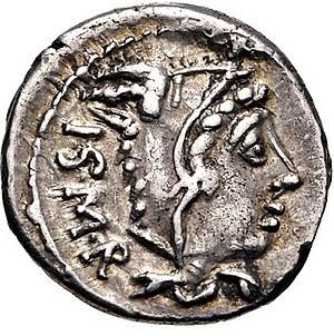 Münze: Göttin Iuno