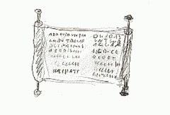 Die lateinische Bibliothek - die Textsammlung im Lateinportal des Landesbildungsservers
