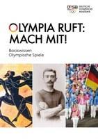 """Ab sofort erhältlich: Unterrichtsmaterialien """"Olympia ruft: Mach mit!"""" Tokio 2020"""