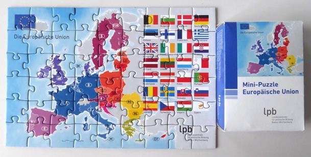 die europ ische union als mini puzzle landesbildungsserver baden w rttemberg. Black Bedroom Furniture Sets. Home Design Ideas