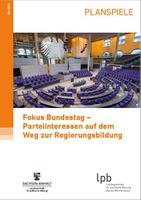Fokus Bundestag – Parteiinteressen auf dem Weg zur Regierungsbildung