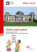 In Leichter Sprache: Wahlhilfe zur Bundestagswahl 2021