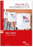 Red or Blue? The 2020 U.S. Elections