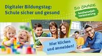 Schule sicher und gesund – 50 Jahre Schülerunfallversicherung!