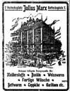 Arisierung in Freiburg – Kaufhaus Julius Marx