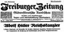 Zerstörung d. Weimarer Demokratie und des NS