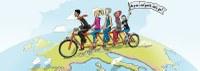 """Ideenwettbewerb """"On y va – auf geht's – let's go!"""" - Austauschprojekte"""