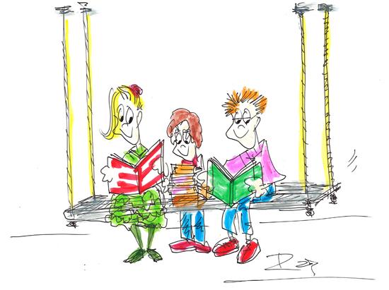 Lesen-Grundstufe