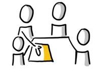 Bild Kooperative Lehr- und Lernformen