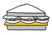 Bild Sandwich-Prinzip
