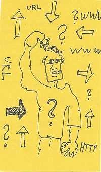 Karikatur Suche