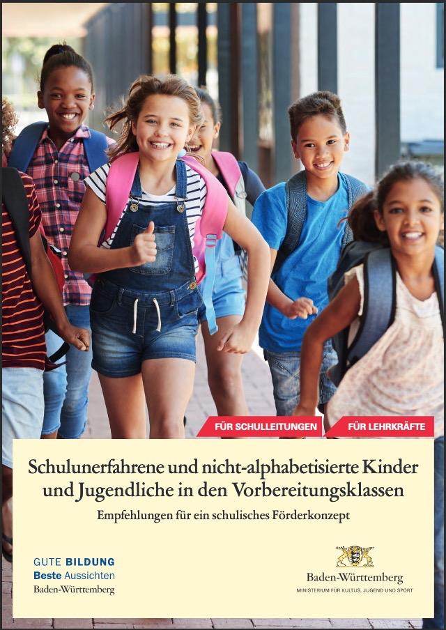 Schulunerfahrene und nicht-alphabetisierte Kinder und Jugendliche in den Vorbereitungsklassen