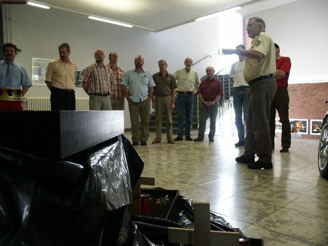 Lehrerfortbildung Verkehrserziehung an der Wilhelm-Maybach-Schule