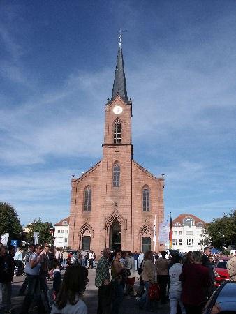 Friedenskirche in Kehl