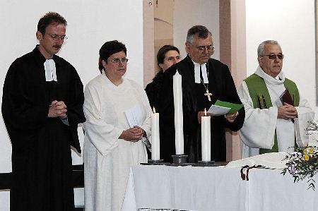 Oekumenischer Gottesdienst